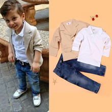 ebef49740e59 Baby Boy Jean Shirt Promotion-Shop for Promotional Baby Boy Jean ...
