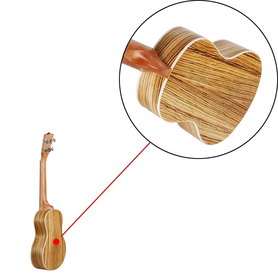 Nouveau IRIN Concert ukulélé 26 pouces 4 cordes hawaïenne Mini guitare acoustique Ukelele guitare envoyer des cadeaux musicaux à cordes Ins - 5