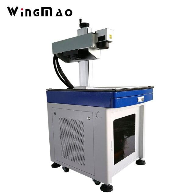 3W 5W 10W UV Laser Marking Machine For Glass Plastics Products Marking