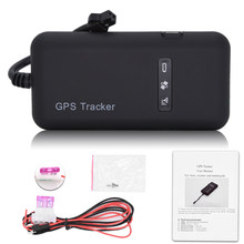 10pcs/lot DHL FREE Car Mini GPS Tracker GT02A Tracking GSM GPRS SMS Locator Global Real Time for Car Auto Vehicle Motorcycle(China)
