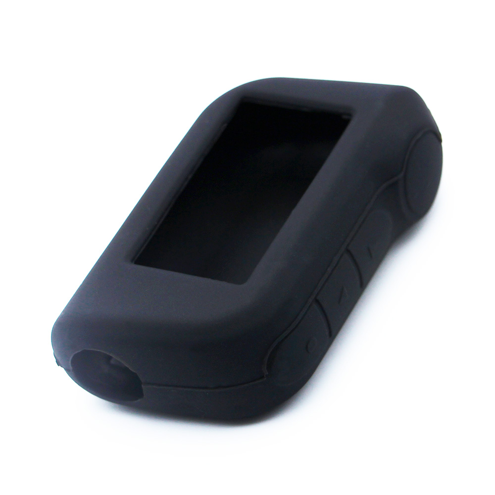 New starline A93 silicone case for A63/A93 two way car alarm system LCD remote controller