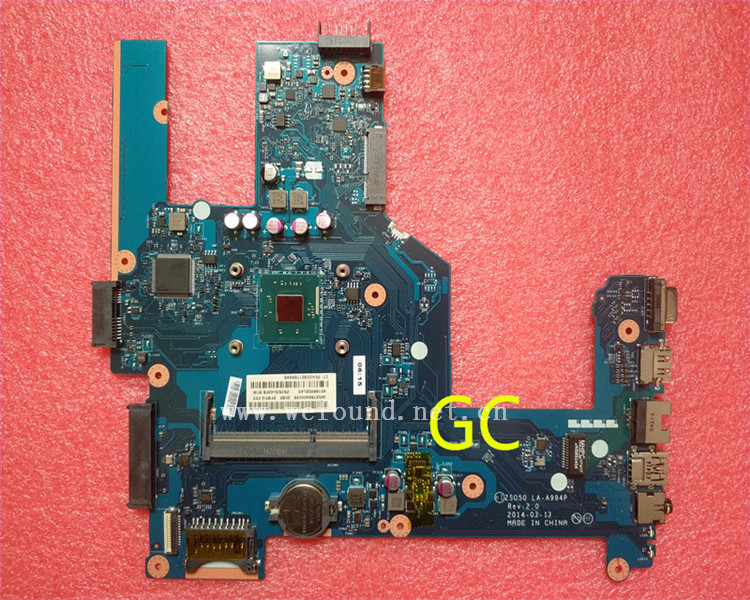 laptop Motherboard For 250 G3 LA-A994P 787809-001 763377-601 system mainboard Fully Tested