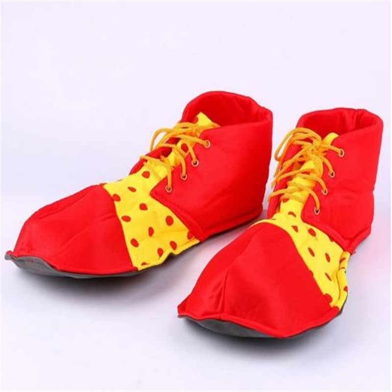 Stage Performance Cosplay Clown Props Clown Adult Clown Shoes Anime Shoes Interesting big Shoes Halloween BOOCRE