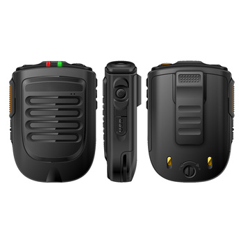 Mosthink BM001 Zello Walkie Talkie Handheld Wireless Bluetooth PTT Hand Microphone for Alps F40 F22+ F25 Mobile Phone SOS Button