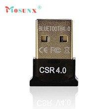 Mosunx simplestone мини usb bluetooth v4.0 dongle двойной режим беспроводной адаптер для портативных пк 1
