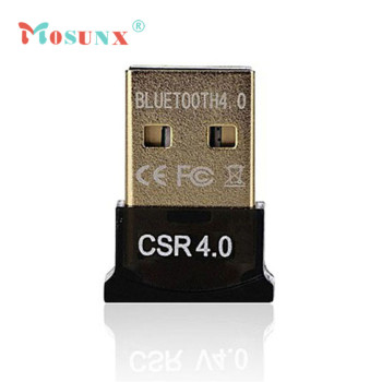 Mosunx SimpleStone Mini USB Bluetooth V4.0 Dongle Dual Mode Wireless Adapter For Laptop PC 1