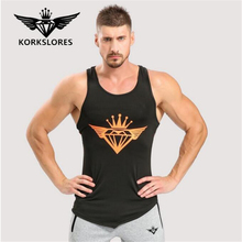 Men Tank Top Fitness Bodybuilding Tanks Tops Men Bodybuilding Undershirt Clothes Workout Sleeveless GASP academia