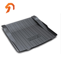 Rubber Rear Trunk Cover Cargo Liner Trunk Tray Floor Mat For BMW 320i 328 F30 2014 2017 Car Floor Trunk Carpet Liners Mats