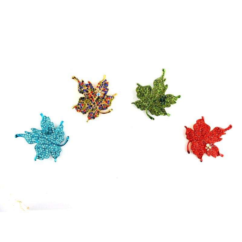 Itenice 2017 New Fashion Jewelry Brand Trendy Canadian Symbols Maple