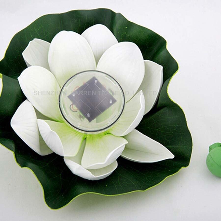 Солнечный свет lotus Солнечный свет Красочные водонепроницаемый открытый бассейн на солн ...