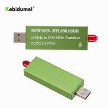USB2.0 RTL SDR 0.5 PPM TCXO RTL2832U R820T2 מקלט טלוויזיה מקל AM FM NFM DSB LSB SW רדיו מוגדר תוכנה SDR טלוויזיה סורק מקלט