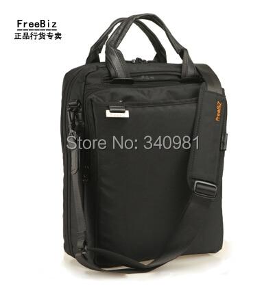 Hot Men S Business Bags Freebiz Vertical Section 12 Inch Laptop Bag 11 13 14