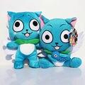 12''30cm 2 Стили Fairy Tail Счастливые Плюшевые Японского Аниме Мультфильм Игрушки, Плюшевые игрушки Куклы