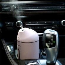 Увлажнитель для автомобиля, тяжелый туман, Автомобильный увлажнитель воздуха, очиститель воздуха, мини-распылитель, USB увлажнитель, устройство для пополнения воды
