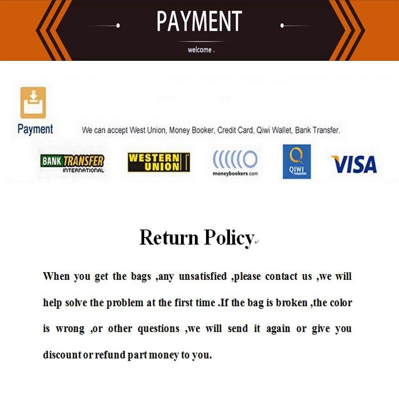 payment return