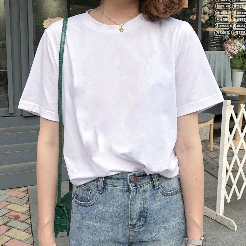 New Graphic Vogue T Shirt Women Fashion Harajuku Ullzang Cartoon T-shirt Funny Printed 90s Tshirt Korean Style Top Tees Female 18