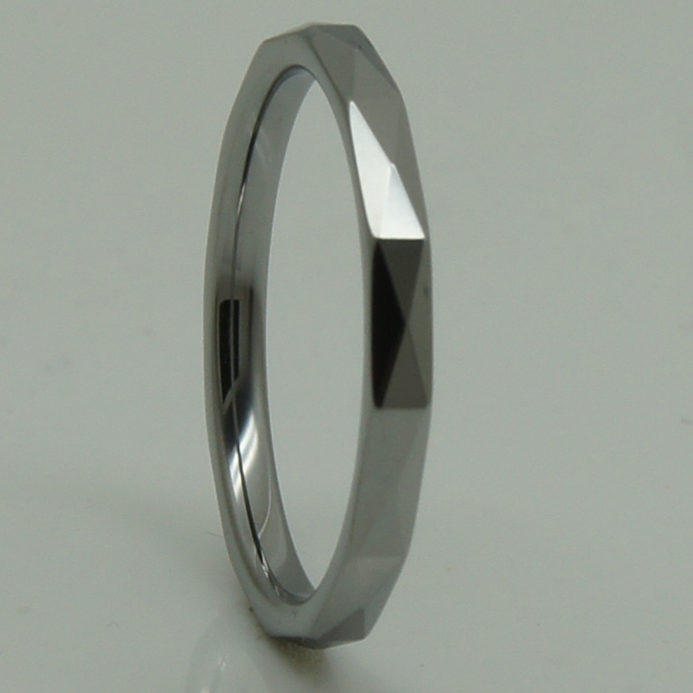 B grey tungsten wedding bands 8MM Tungsten Metal Men s Wedding Band Ring in Comfort Fit and Matte Finish Size 7 16 Amazon com