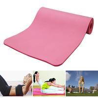 15mm Thick Anti slip NBR Body Building Fitness Exercise Yoga Pilates Mat Carpet