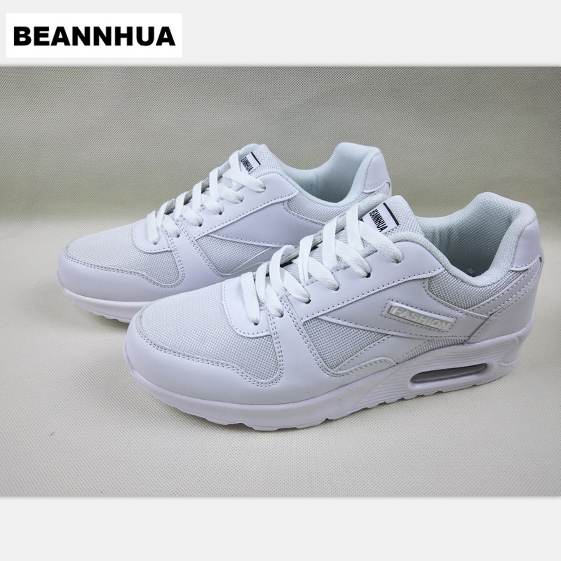 BEANNHUA women s sport shoes 2017 new arrival women s running shoes student shoes inside height