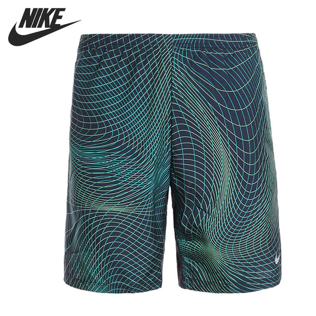 a5cd7648af06 Original NIKE DISTANCE PRINTED Men's Woven Shorts Sportswear-in ...