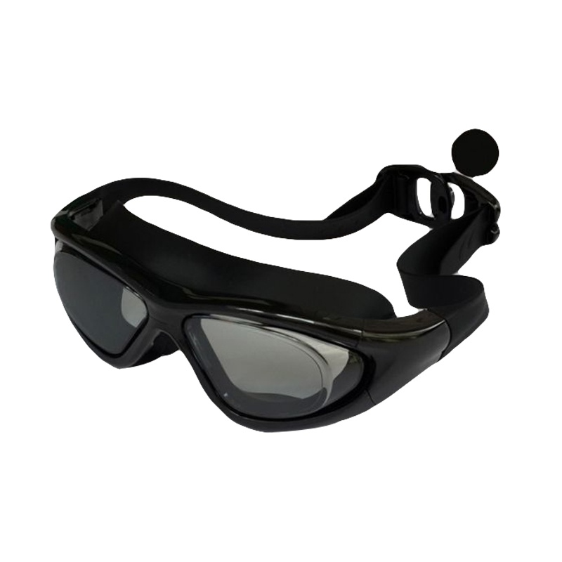 Men Women Sports Professional Anti Fog UV Protection Diver Swimming Goggles Coating Waterproof Adjustable Swim Glasses