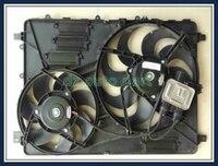 Ventilador de refrigeração ventilador elétrico radiador para land rover freelander 2 lr2 lr2 range rover evoque radiadores ventiladores montagem lr045248 lr024292