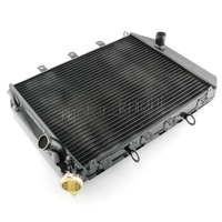 Aluminum Replacement Cooler Radiator For KAWASAKI ZX12R ZX 12R ZX1200 2002 2003 2004 2005 Motorcycle Parts