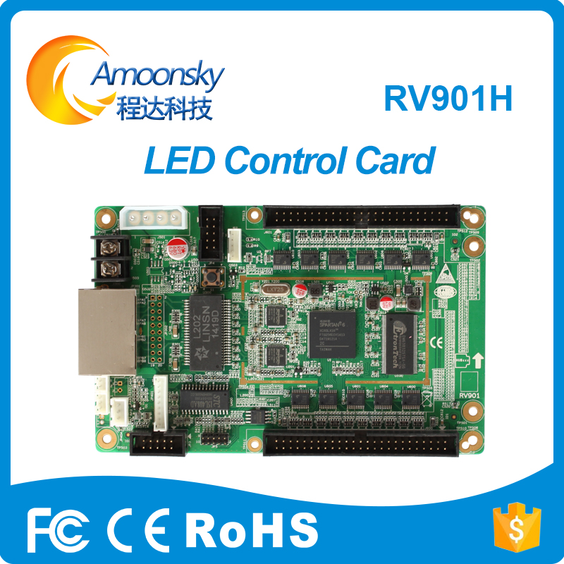 Led Studio Software Led Screen Stage P10 RV901H/921H/931H Linsn Controller Card Receiving Card Linsn
