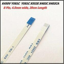 Тачпад гибкий кабель мышь сенсорная панель Соединительный кабель для Asus K450V Y581C Y581C X552E X402C X402CA