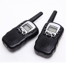 цена на BF-T3 Walkie-talkie 2 Piece Set Baofeng T388 PMR GMRS Mini Handheld Walkie-talkie Children Wireless Radio Civil Travel