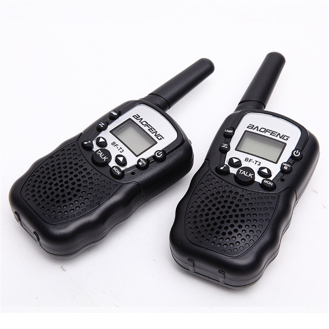 BF T3 Walkie talkie 2 Stück Set Baofeng T388 PMR GMRS Mini Handheld Walkie talkie Kinder Wireless Radio Bürger reise