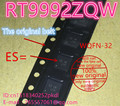 100% New Original imported RT9992ZQW  ES=   WDFN-32  Power Management IC