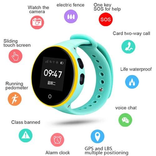 Best Gps Tracker Kids Child Mini S66 Sos Communicator Personal Real Time