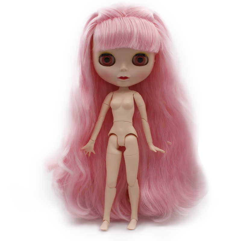 Blyth Puppe BJD, Neo Blyth Puppe Nude Angepasst Matt Gesicht Puppen Können Geändert Make-Up und Kleid DIY, 1/6 Ball Jointed Puppen SO25