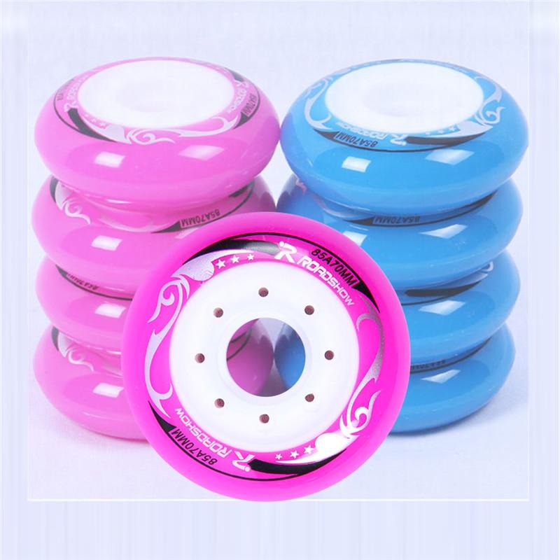 Japy Skate Child Skate Wheels 82A 62 64 68 70mm Slalom Roller Skating Wheels Slide Roller Sliding Wheels Free Shipping