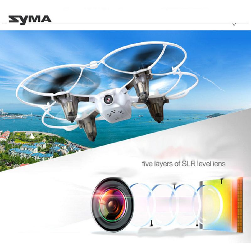 Syma X11C RC Drone 4D Remote Control Camera HD Video Aircraft Quadcopter Toy Helicoptero Air Plane Children Kid Gift Toys elegant black color and chunky heel design women s sandals