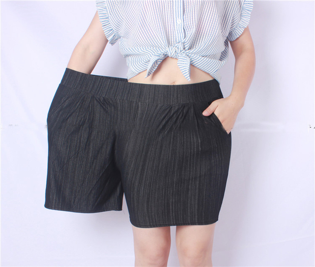 db80b9ae03df71 Hot Sale Ladies Knee-Length Short Leggings Under Skirts Comfortable  Lightweight Underpants For Summer Plus Size 5XL