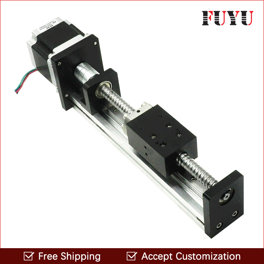 Free shipping 2017 New 200mm stroke Stepper Motor Linear Translation Stage For Machining greek lyric poetry – a new translation