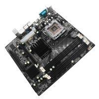 P45 Desktop Motherboard Mainboard LGA 771 LGA 775 Dual Board DDR3 Support L5420 DDR3 USB Sound Network Card SATA IDE