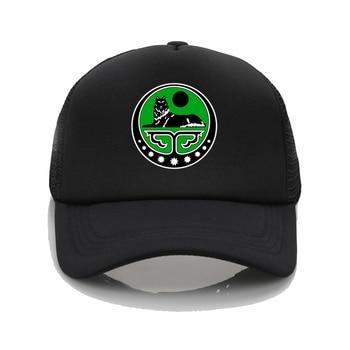 Sombrero de moda República Chechena de Ichkeria los hombres las mujeres gorras de béisbol de Chechenia Lobo segundo Ch de verano malla tapa