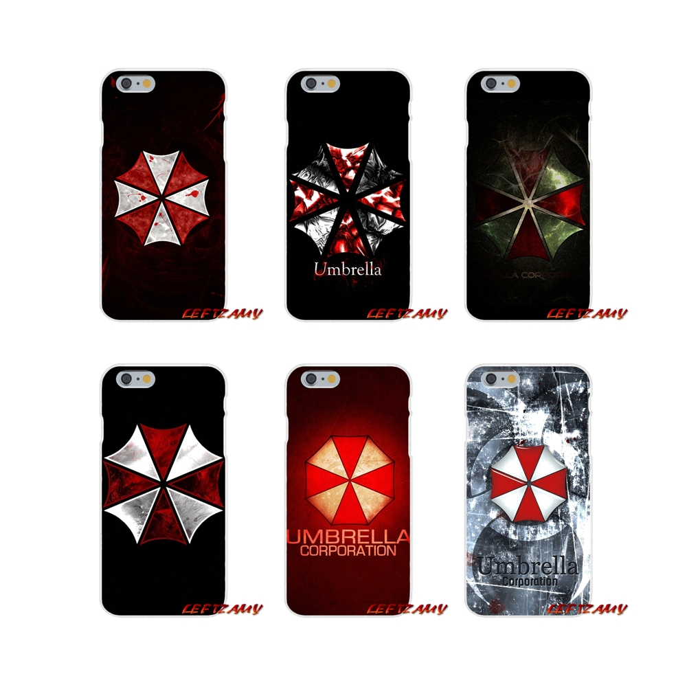 Sweet-Tempered Accessories Phone Shell Covers Resident Evil Umbrella Logo For Huawei P Smart Mate Y6 Pro P8 P9 P10 Nova P20 Lite Pro Mini 2017 The Latest Fashion Phone Bags & Cases