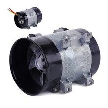 CITALL пластик и металл авто электрическая турбина мощность турбо зарядное устройство Tan Boost воздухозаборник высокоскоростной вентилятор