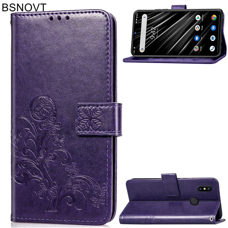 For Umidigi S3 Pro Case Soft Silicone Shockproof Leather Phone Bag Cover BSNOVT