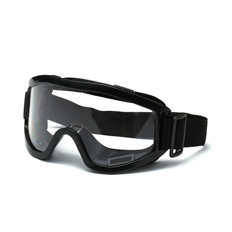 Retro Motorcycle Goggles Jet Pilot  Cruiser Vintage Moto Biker Cycling Eyewear Goggles Scooter Glasses