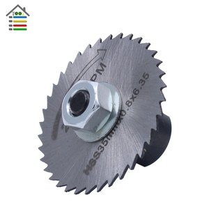 Image 5 - 7pc Mini Electric Saw Set DC12 24V Motor Hand Saw Drill PCB Wood Cutter 22 50mm HSS Saw Blades with Bracket Stand Cutting Tool