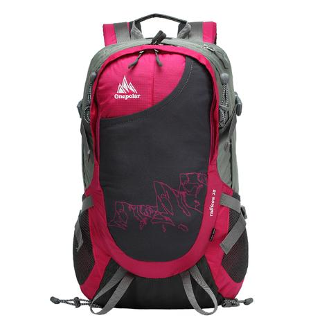 One Polar Outdoor 28l Professional Double Shoulder Mountaineering Bag Backpack Casual Sports 1536