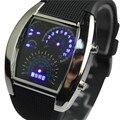 Marca Original Novo Tremon Aircraft Homens Sports Relógios Militar Homens Relógios De Pulso de Moda Relógio Digital Tela LED de Luz Azul