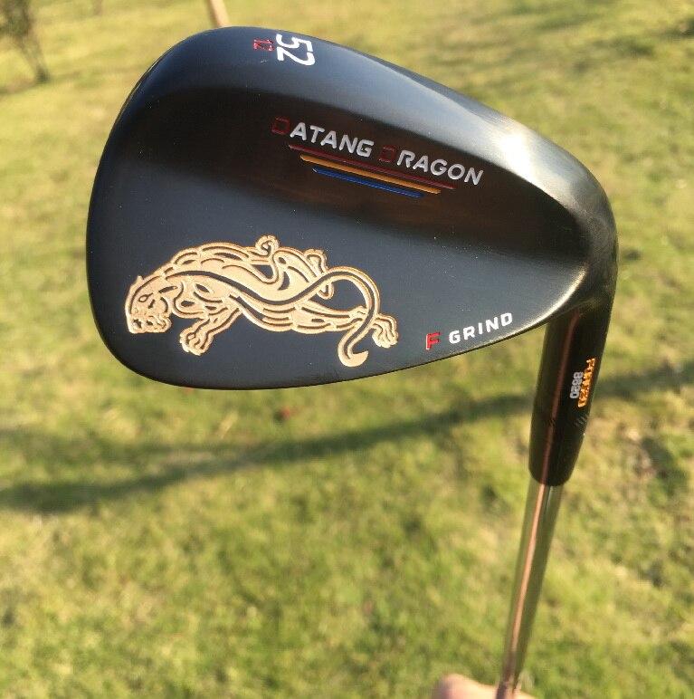 2017 originele datang dragon golf wiggen tijger gesmeed wiggen 52 56 - Golf