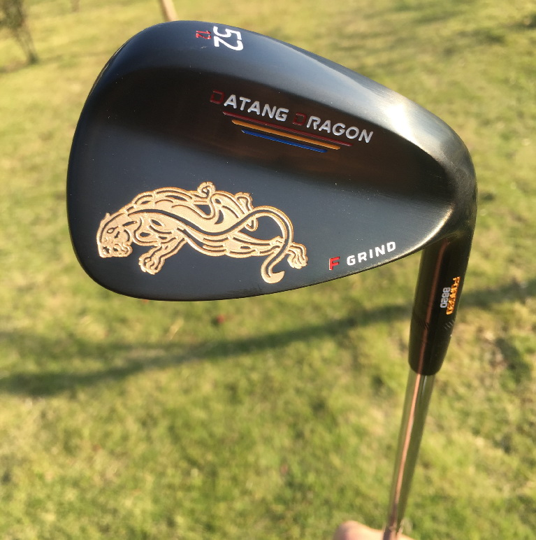 2017 original datang dragon golf wedges tiger forged wedges 52 56 60 degree with true temper S300 steel shaft golf clubs