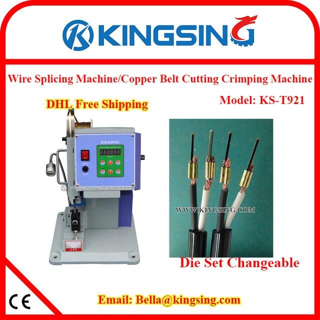 Brand New Digital Copper Tape Wire Resistor Splice Machine, Wire ...